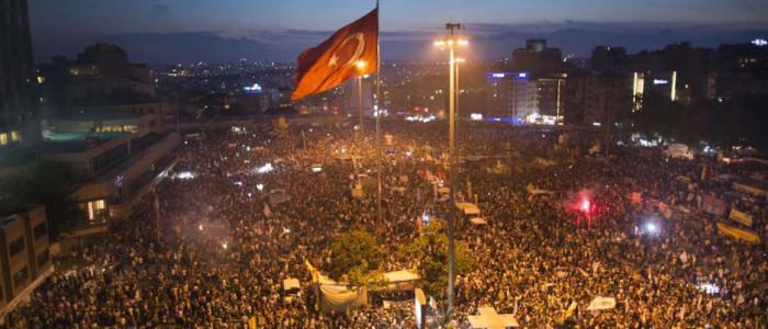 Gezi Parkı İşgali ve Anarşistlerin Bildirisi