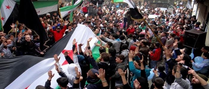 Suriye Muhalefeti: Konuşmayı Kimler Yapıyor - Charlie Skelton