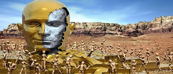Yeryüzü Tanrisi: Modern Devletin Metafizik Temelleri – Dilaver Demirağ