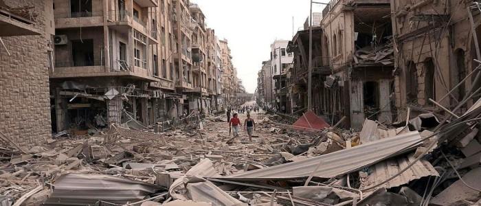 Suriye Hakkında Beş Gerçek - Michael Doran