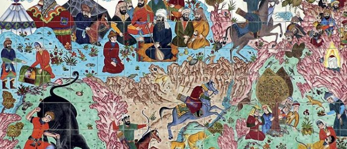 8. Aruzla Giden Gelen – Oğuz Destanlarını Yeniden Okumak (SON)- BayRam Bey