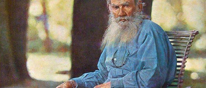 Lev Tolstoy: İnsan Her Zaman Özgürdür! (1909)(Video) | Türkçe Altyazılı