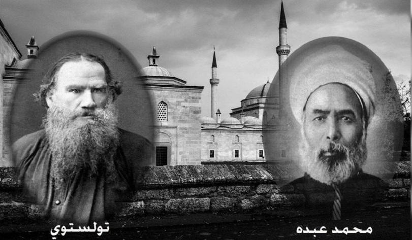 Tolstoy ve Abduh Fransızca yazışmışlardı